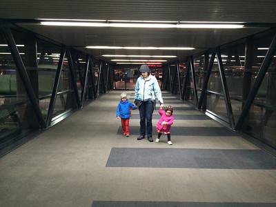 Freda Visits Seattle Jan 2014