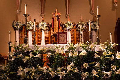2016 Easter Vigil Mass