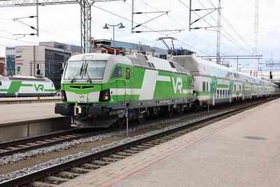 Finland : Non railtour