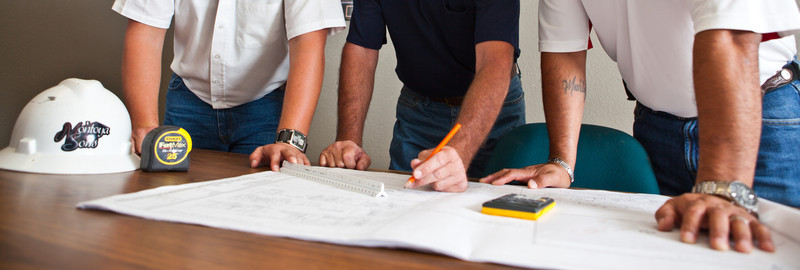 MS Construction - Constructing Trust by building relationships our clients