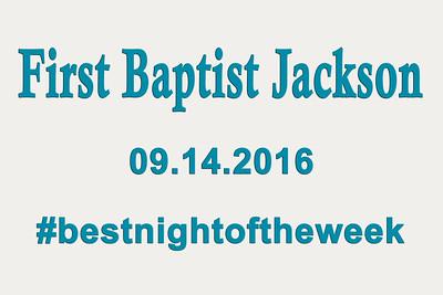 2016-09-14 FBC Jackson