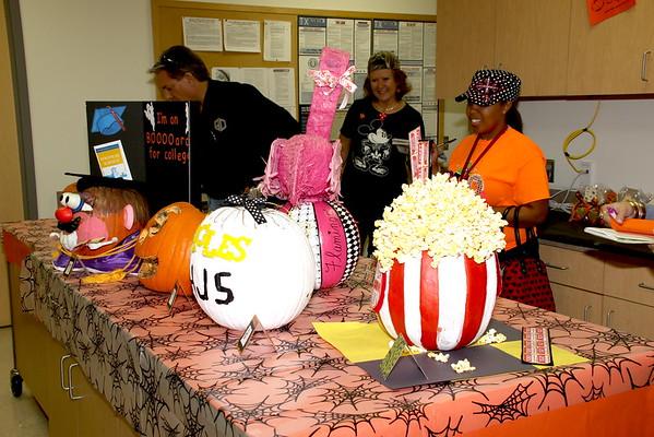 Staff Pumpkin Contest