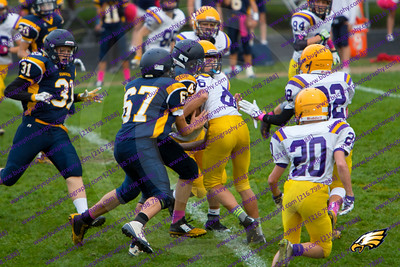 20151008 - Freshman Football vs North Ridgeville