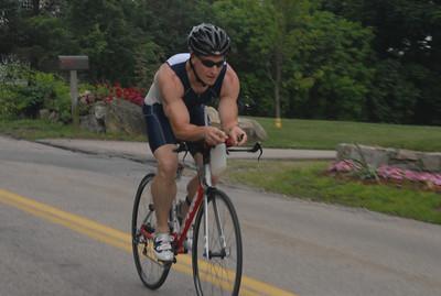 Mystic River Triathlon 2010 - Bike