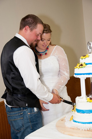 Mr. and Mrs. Sam Baseley - Reception