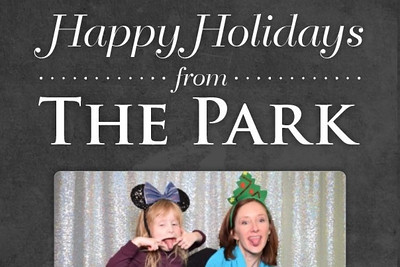 Happy Holidays from The Park 12/3/16