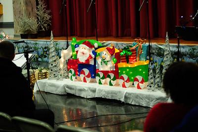 IC Christmas recital 2018