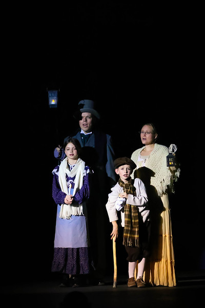 Scrooge (Green Cast) 12/3/13