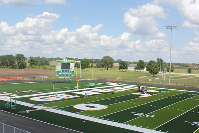 Stadium Work
