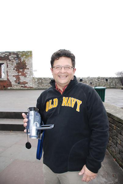 Tony at Wawel Castle 1.JPG