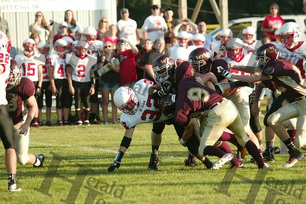 LP/HT Football vs St Clair 08/22/14