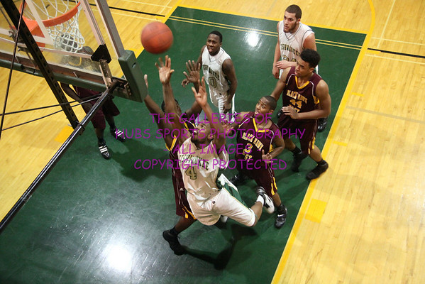 2011 KISHWAUKEE COLLEGE MENS BASKETBALL vs BLACKHAWK COLLEGE