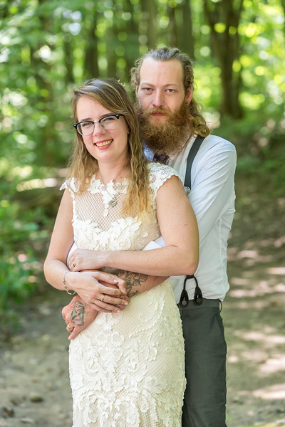 Brynne & Michael: Married
