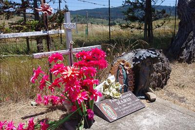 california graveyard