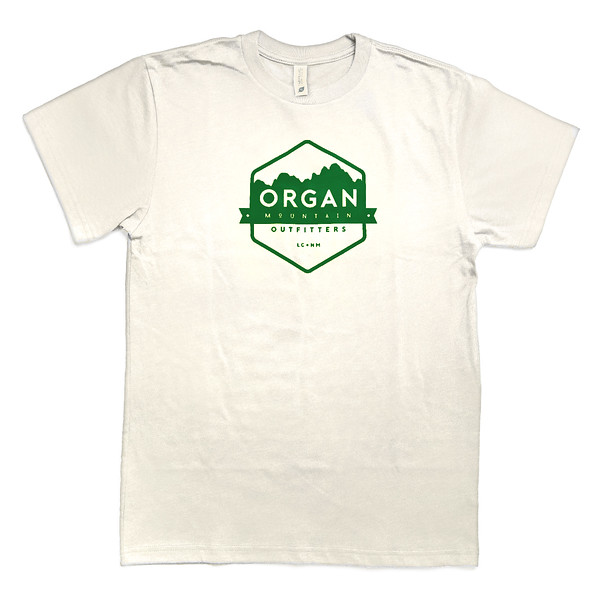 Organ Mountain Outfitters - Outdoor Apparel - T-Shirt - Classic Eco Heavyweight Tee - Natural.jpg