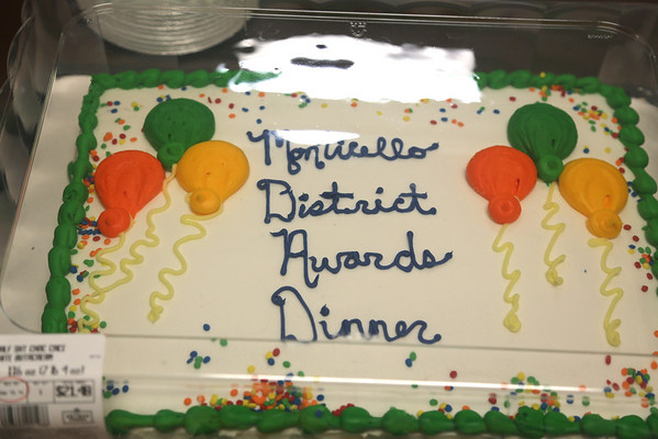 Monticello District Awards Dinner 2014