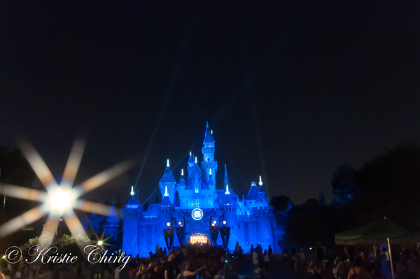 Travel Disneyland 8-28-2015