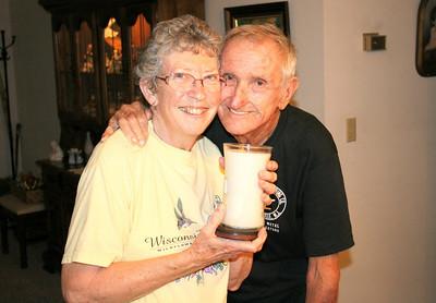Sept. 14, '07: Ocala FL. Mom & Frank Tie the Knot!!
