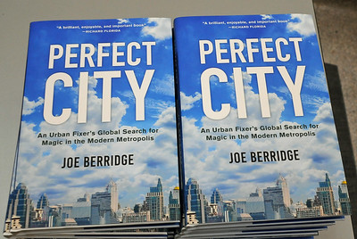 "Launch of ""Perfect City"""