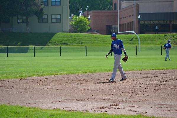 JV Baseball vs Collegiate 5/9