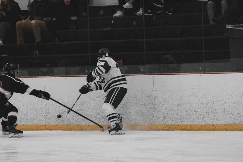 Holy Family Varsity Girls Hockey vs. Waconia, 1/9/20: Olivia Paidosh '23 (22)