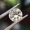 2.37ct Transitional Cut Diamond, GIA M SI2 27