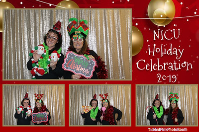 NICU Holiday Party 2019