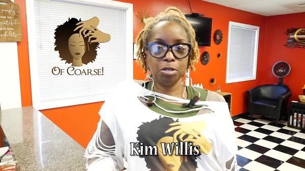 2018 Of Coarse Kim Willis