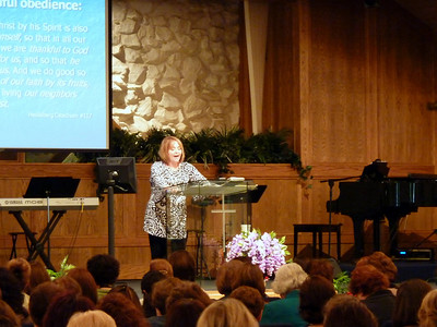 Women's Conference 2010