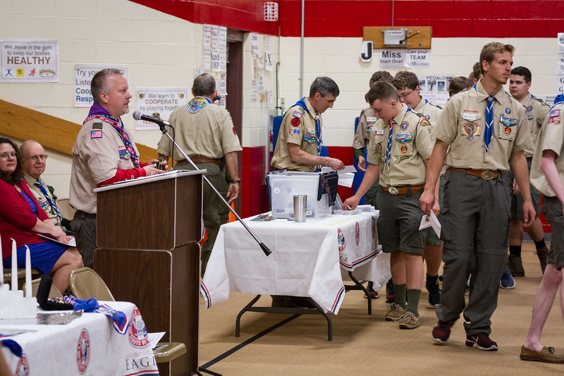 Troop 31 Eagle Court of Honor 5/14/2018