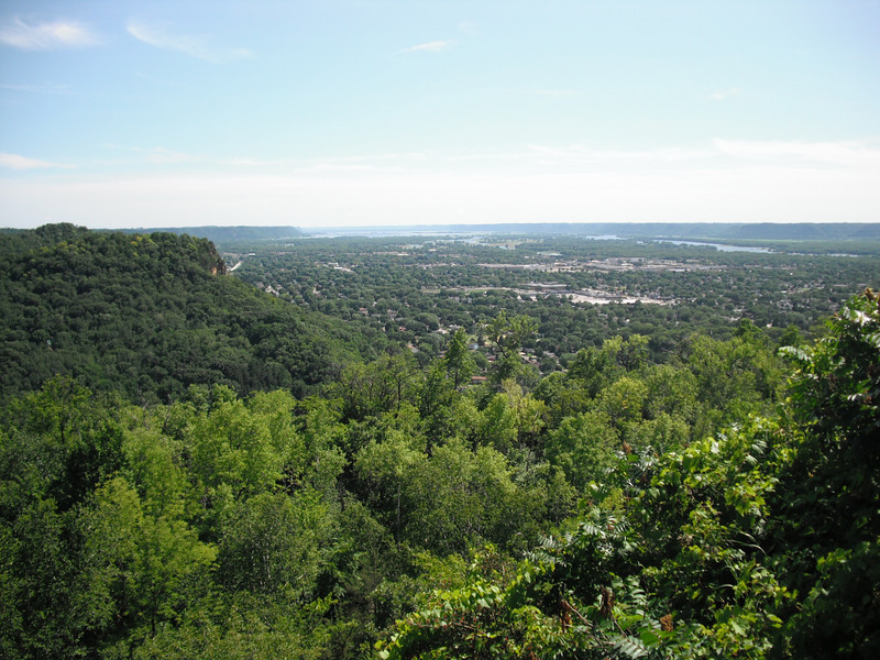2009-07-11 View from Grandad Bluff in La Crosse WI.JPG