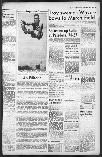 The Trojan, Vol. 35, No. 106, April 17, 1944