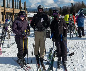 Bretton Woods, January 2015
