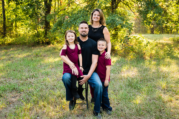 Mark Gratton Family 2017