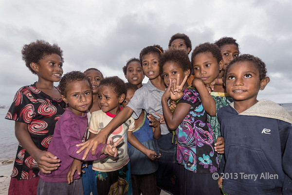 Faces of Melanesia