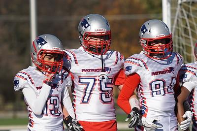 2016 Patriots Football