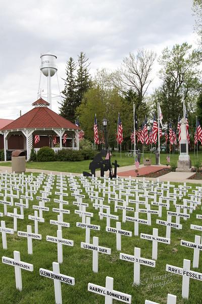 Memorial Weekend in Ringsted, Ia - 25 May 2019