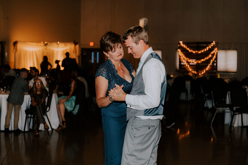 Mother + Son Dance