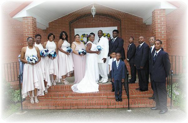 Mr. Herman & Mrs. Marie Long Wedding