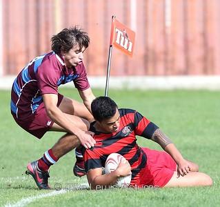 2013 Wellington Lower Grade club rugby