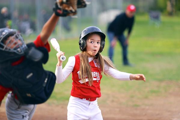 2015 Minors Softball