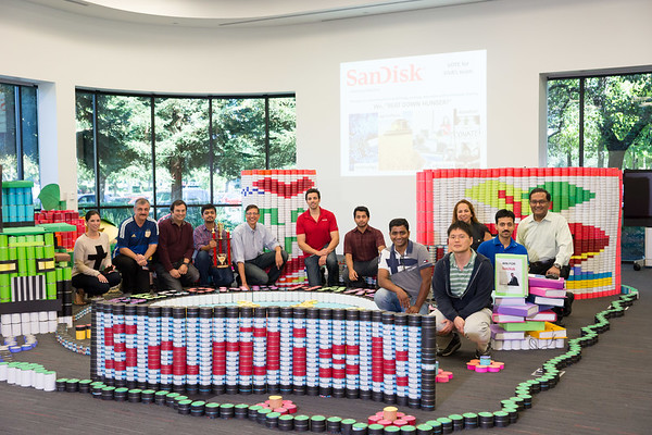 20141010 CANstruction Award