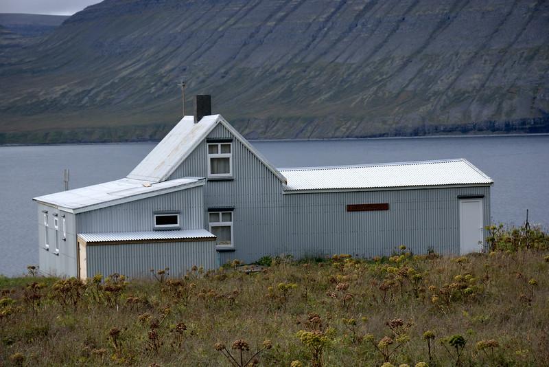 Hornvík. Frímannshús 2016.