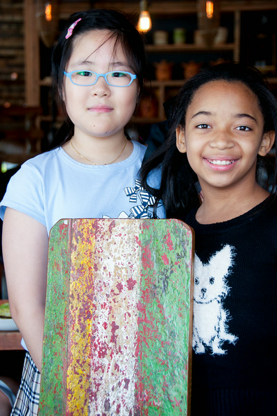 Yuna & Yazzy at Khong River House