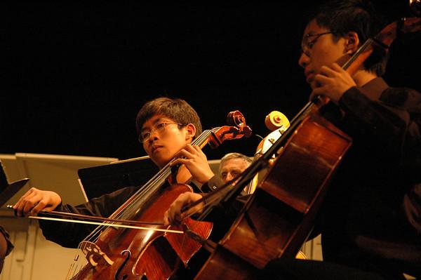 Upper School: Select Strings