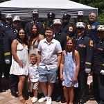 Firefighter James Woods