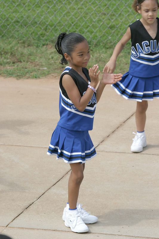 Wade Walker Park Cheerleaders 2004