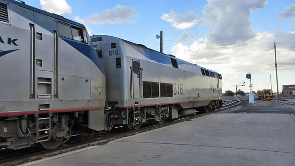 Amtrak Southwest Chief-Chicago to Los Angeles