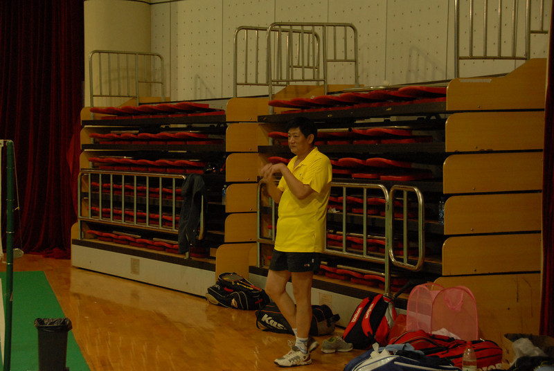 [20100918] Badminton PK with Hou Jiachang (5).JPG