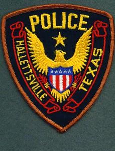 Hallettsville Police